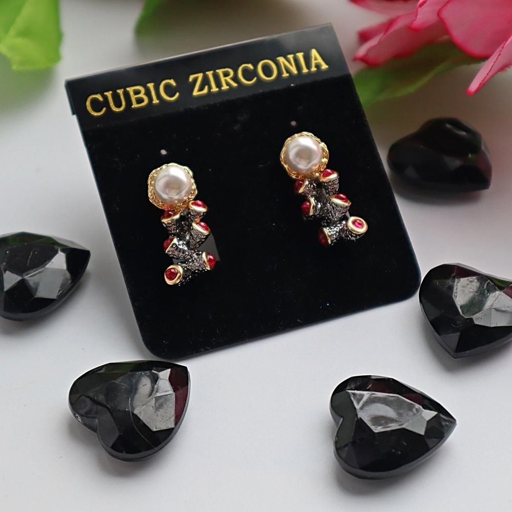 WE3784 gothic earrings (3)