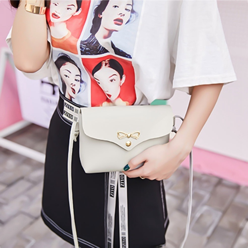 Cheap Hot Sale Bag Women Handbag Solid Color Vintage Shoulder Bag Qualited Leather Shoulder Bag Black Free/Drop Shipping