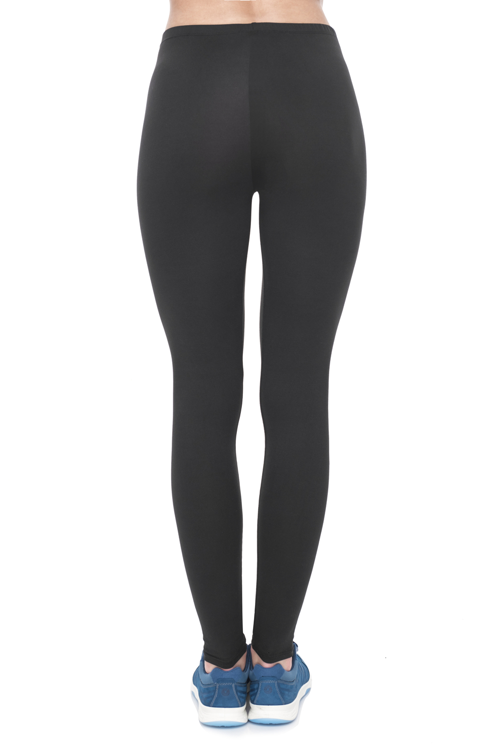 lgb00003 Basic leggings black fashion style (20)