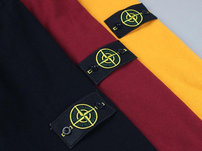 2020 Yeni Erkek Tasarımcı Kapüşonlular Moda Erkekler Kadınlar Casual Ceket Erkek Sonbahar Kapşonlu Gevşek İyi Kalite Kazak