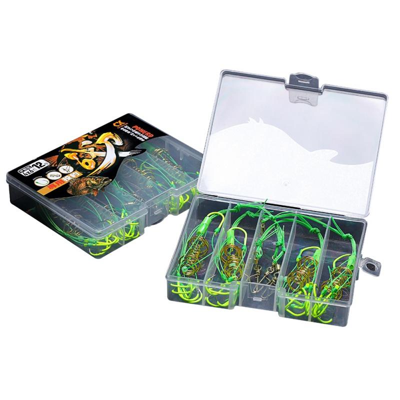Hooks No eye 15 100 Pcs Silver Fishing Hook Brand-New Box Packy Beat Quality