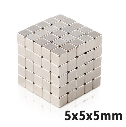 10x N52 Super Strong Blockmagnet Block Quadrat Würfel Neodym Magnete 10x10x10mm