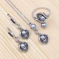 Gray-Pearl-925-Silver-Jewelry-Sets-Black-Cubic-Zirconia-For-Women-Party-Horn-Shape-Drop-Earrings.jpg_200x200