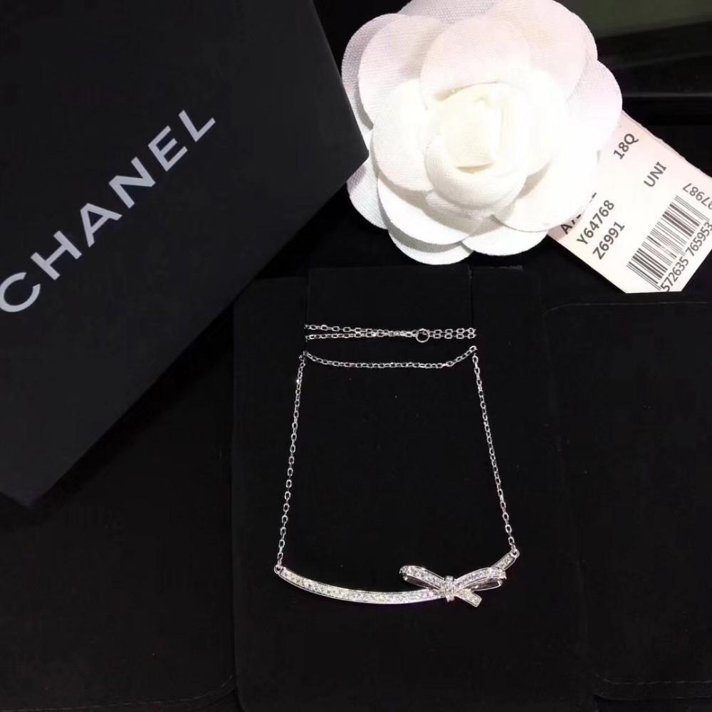 2019 moda arco prata cravejado de alto carbono colar de diamantes