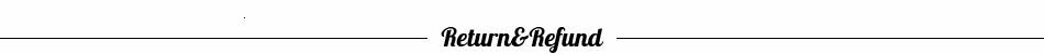 Return&Refund