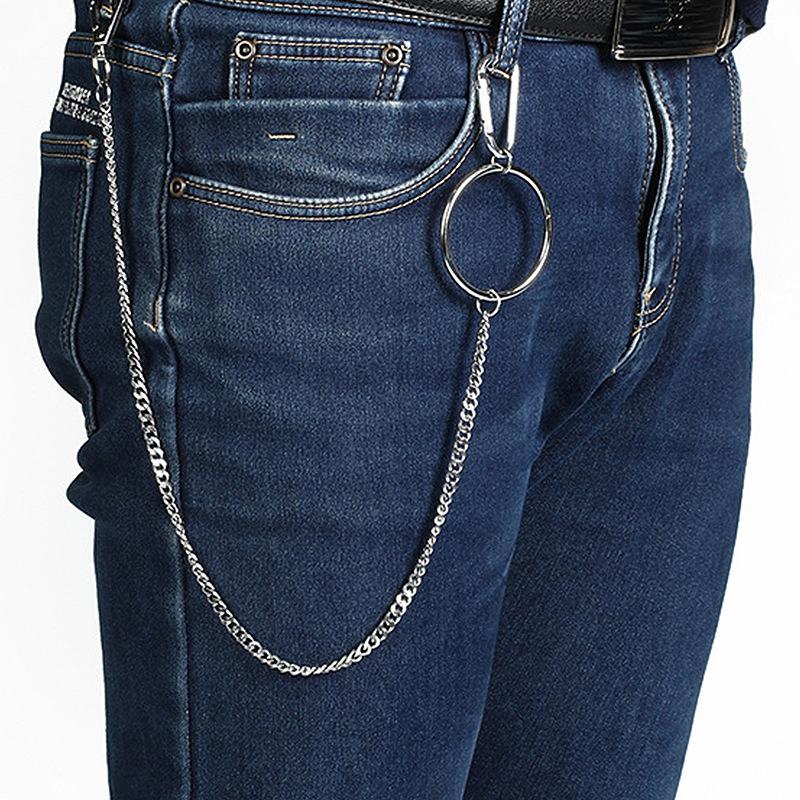 """1/""""//25mm Plata pesado hebilla de cinturón con lazo inteligente"""