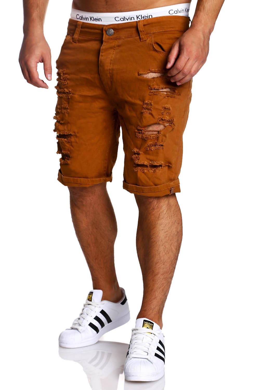 Акация Человек Новая Мода Мужские Рваные Короткие Джинсы Брендовая Одежда Бермуды Дышащий Джинсовые Шорты Мужской C19040801