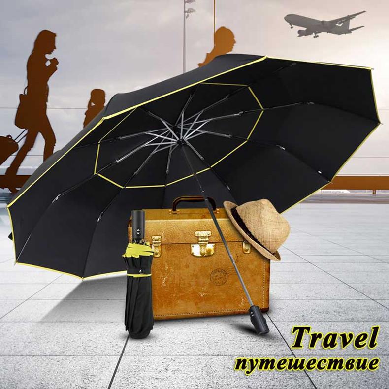 120CM-Fully-Automatic-Double-Big-Umbrella-Rain-Women-3Folding-Wind-Resistant-Large-Umbrella-Men-Travel-Business_