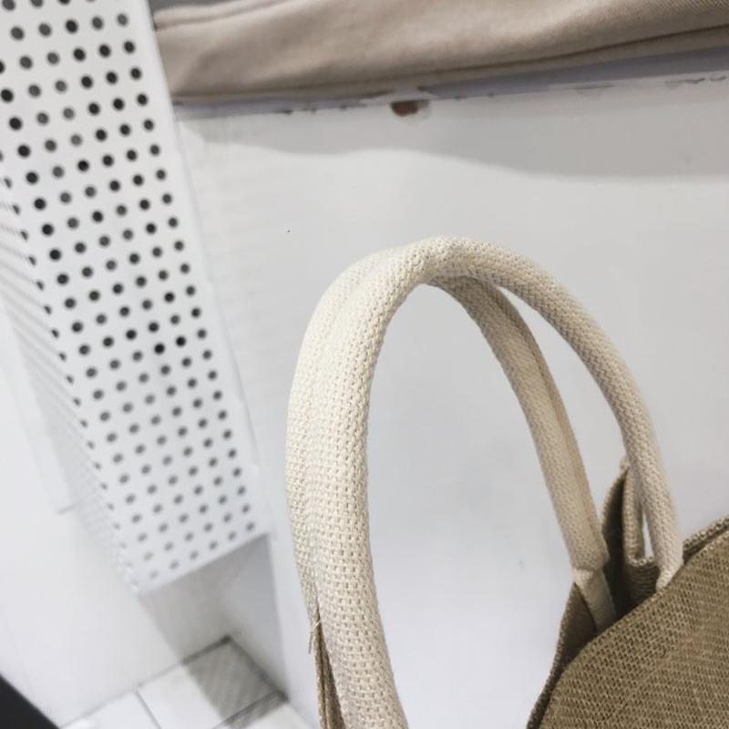 Summer New Women Weave Handbag INS Popular Fashion Female Letter Beach Straw Bags Ladies Travel Casual Braided Tote Bolsa SS3365 (9)