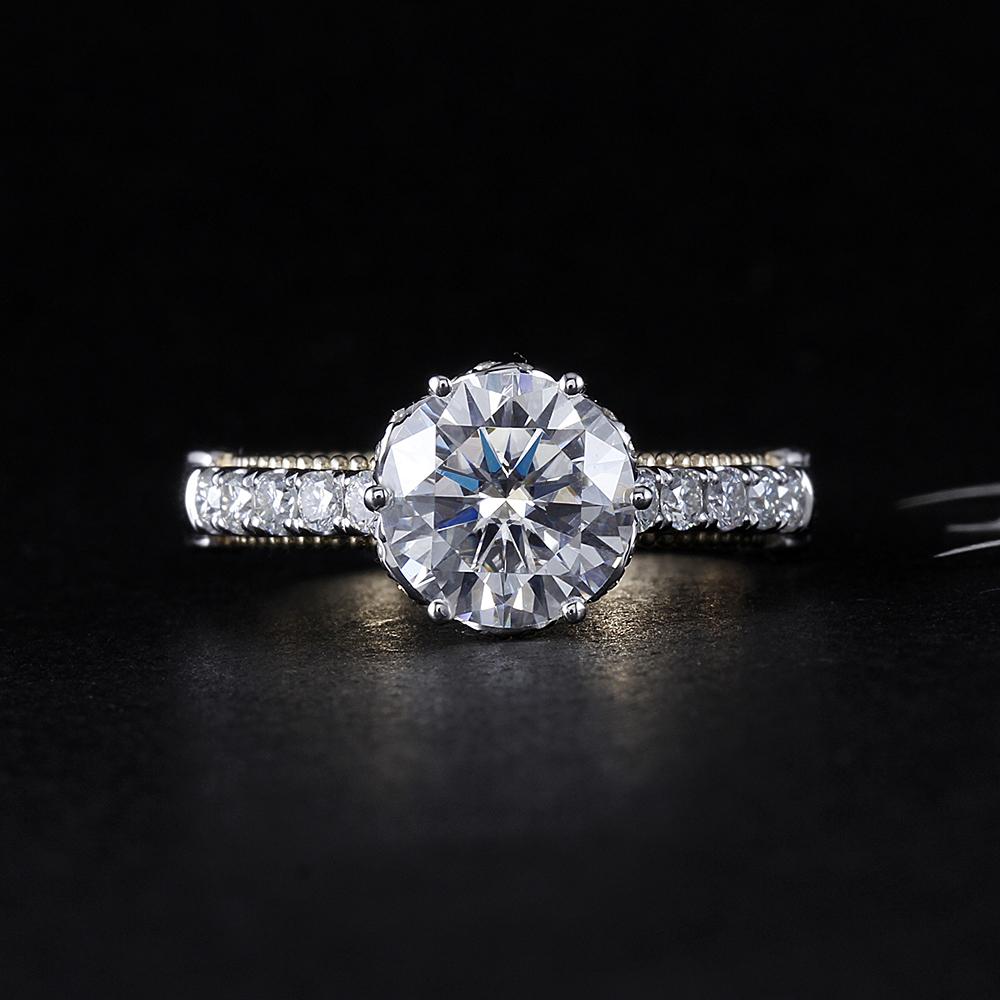 moissanite engagement ring (5)