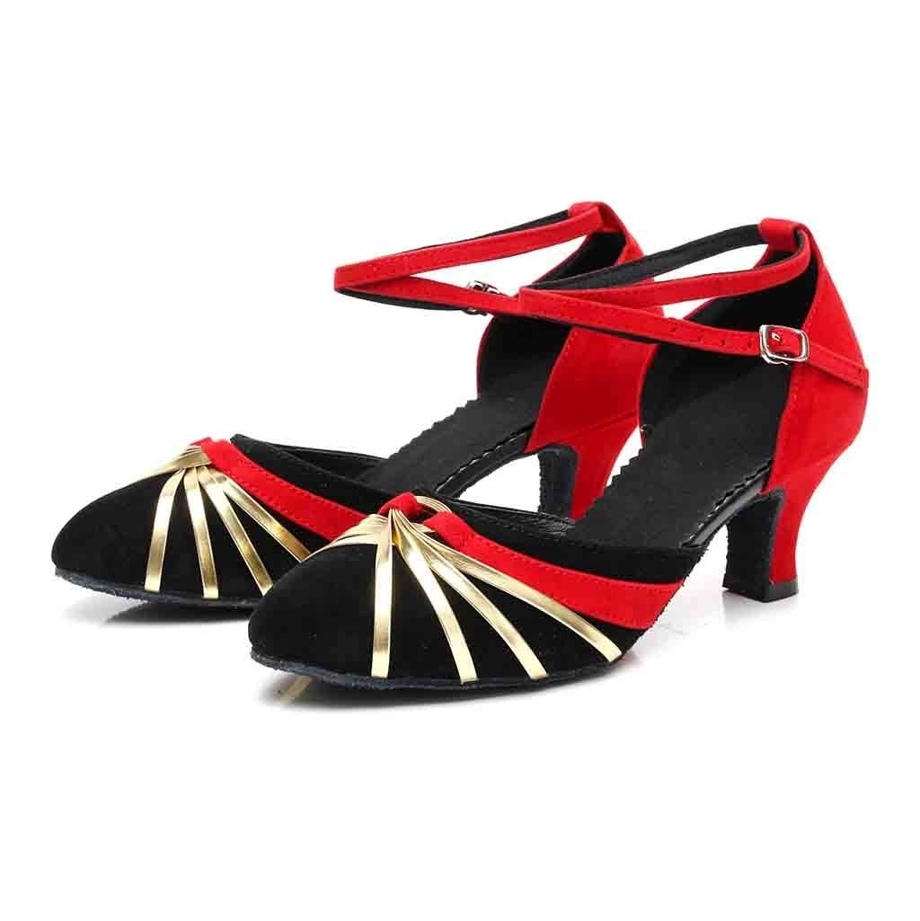 Designer Dress Shoes High Heeled Women/ladies Ballroom Tango Party Dancing Latin Salsa Dance