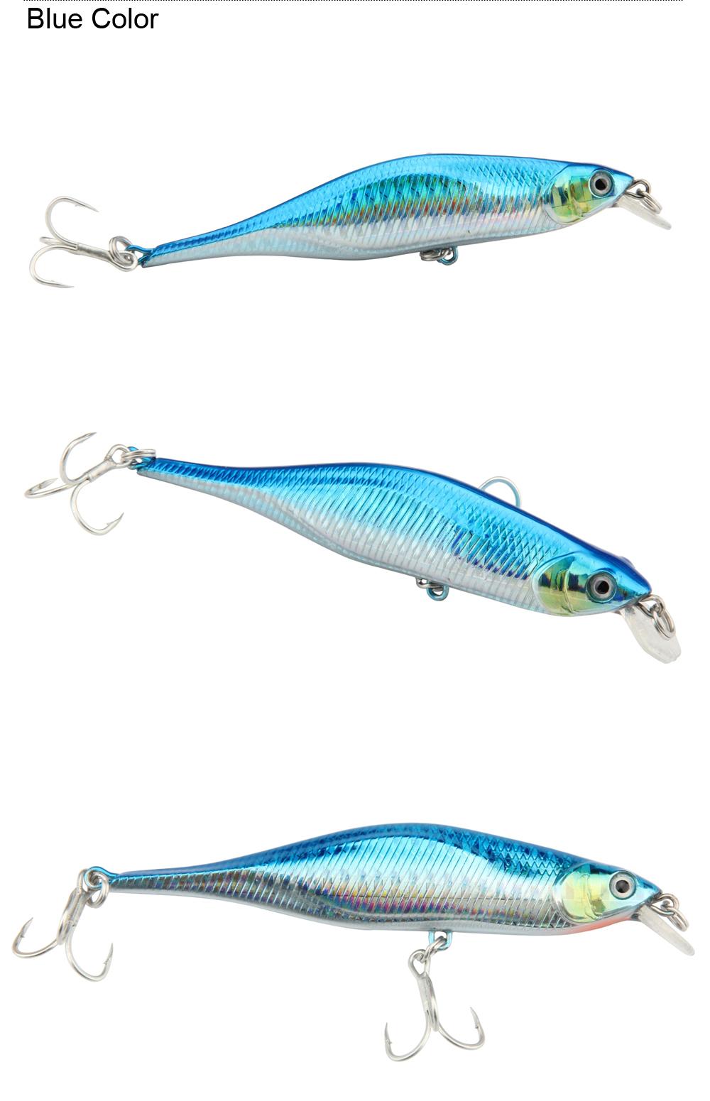 2017 Spinpoler New Fishing Lures,Minnow Crank 11cm 11g.Artificial Japan Hard Bait Wobbler Swimbait Hot Model Crank Bait 5 Colors (7)