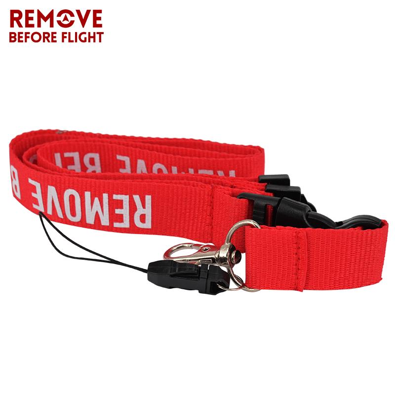 Remove Before Flight Lanyards Neck Strap For Card Badge Gym Key Lanyard for Mobile Phone USB Holder DIY Hang Rope Lariat Lanyard (1)
