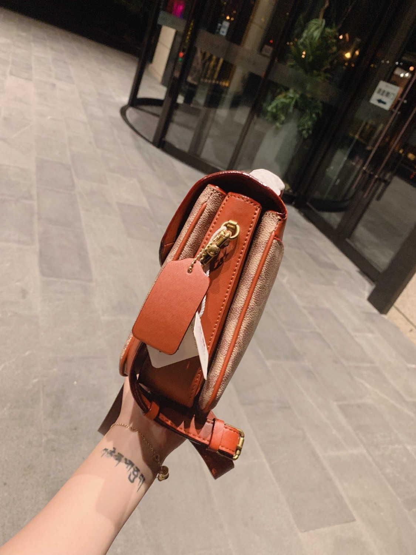 Bolso de marca de moda bolsos de hombro de diseñador Cross Body wallet exterior envío gratis 0729