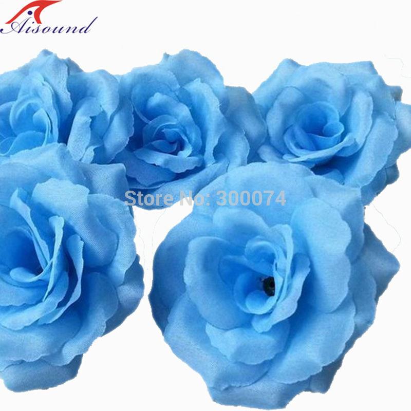 Skyblue rose flowers