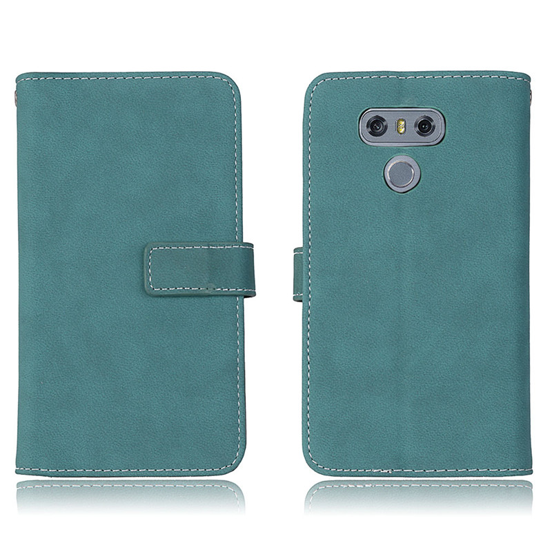 For LG G6 G5 G4 Case Cover Flip Leather Wallet Card Slot Holder Stand Phone Bags cases for LG G6 G5 G4 Phone Capa Fundas for lg g6 case01