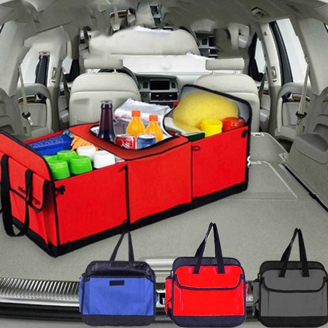 Fashion New Car Trunk Tidy Interior Large Folding Storage Box Container Organizer Fashion New Car Folding Storage Box
