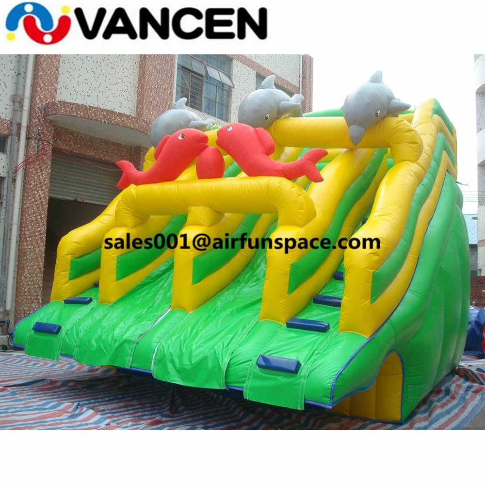 inflatable slide 28