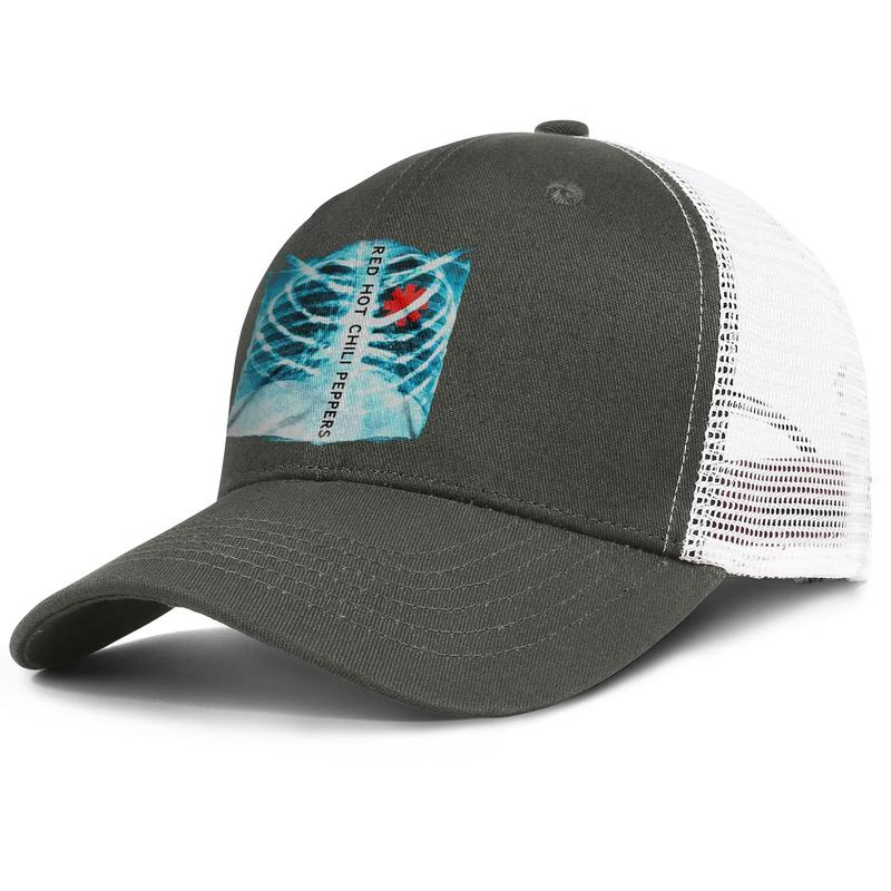 Unisex Mesh Trucker Hat Incubus-Blu-Ray-Logo for Mens Womens Caps