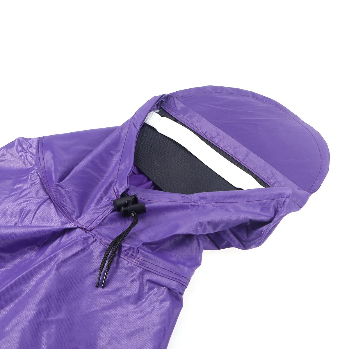 Bike Bicycle Motor Raincoat Windproof Waterproof Raincoat Cycling Poncho Women Men Rain Coats Portable Coats For Climbing Hiking