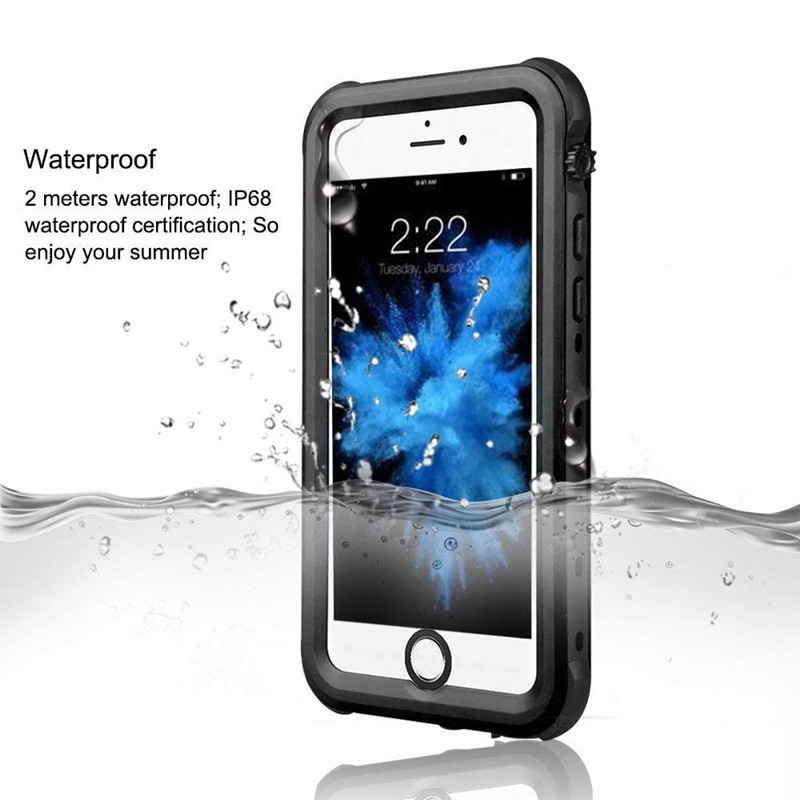Redpepper original shockproof waterproof cases for iPhone 6 6S Plus cover shell (4)