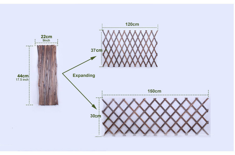 garden-plant-fence-size