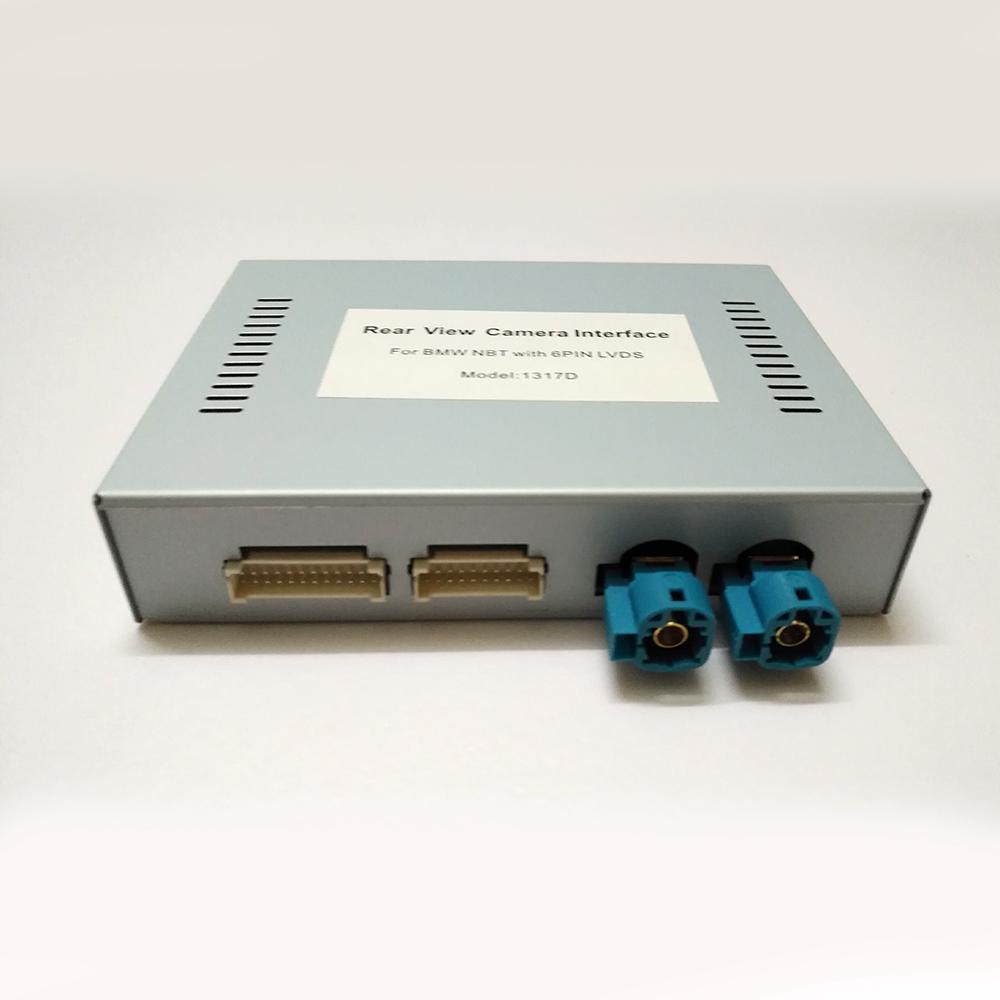 Se adapta a BMW F10 F01 F07 F20 F30 Controlador ECU y Splitter NBT Táctil Cable Adaptador