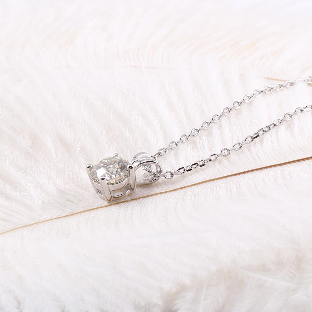 diamond silver necklace (6)