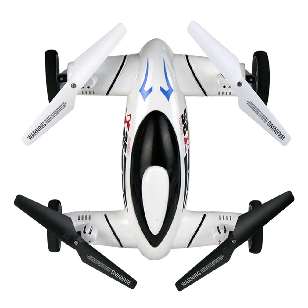 RC Drone Quadcopter Flying Car Model X25 720P HD Camera Aircraft UAV with Altitude Hold One Key Return Professional Drone