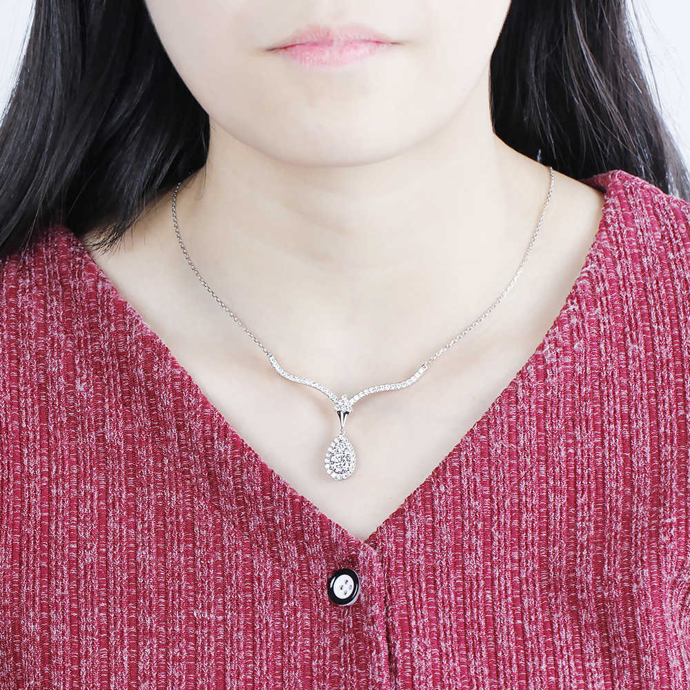 moissanite necklace (3)