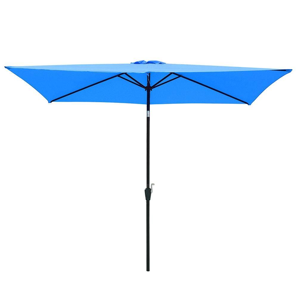 Ombrellone banana Cantilever SUN Copertura Umbrella Patio Giardino esterno resistente alle intemperie