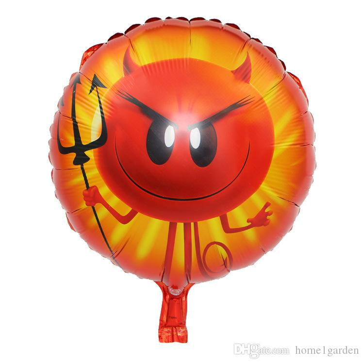 18 inch Air Balloon Lollipop Large Aluminum Foil Balloons Inflatable gift Children`s Birthday baloon Party Decoration Balloons