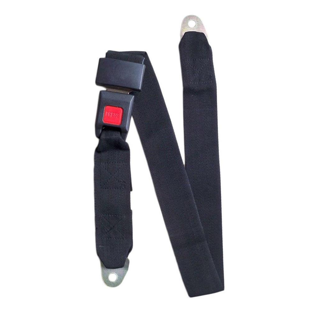 Lot de 2 ceintures de s/écurit/é universelles /à 3 points pour voiture et camion Pour homme et femme
