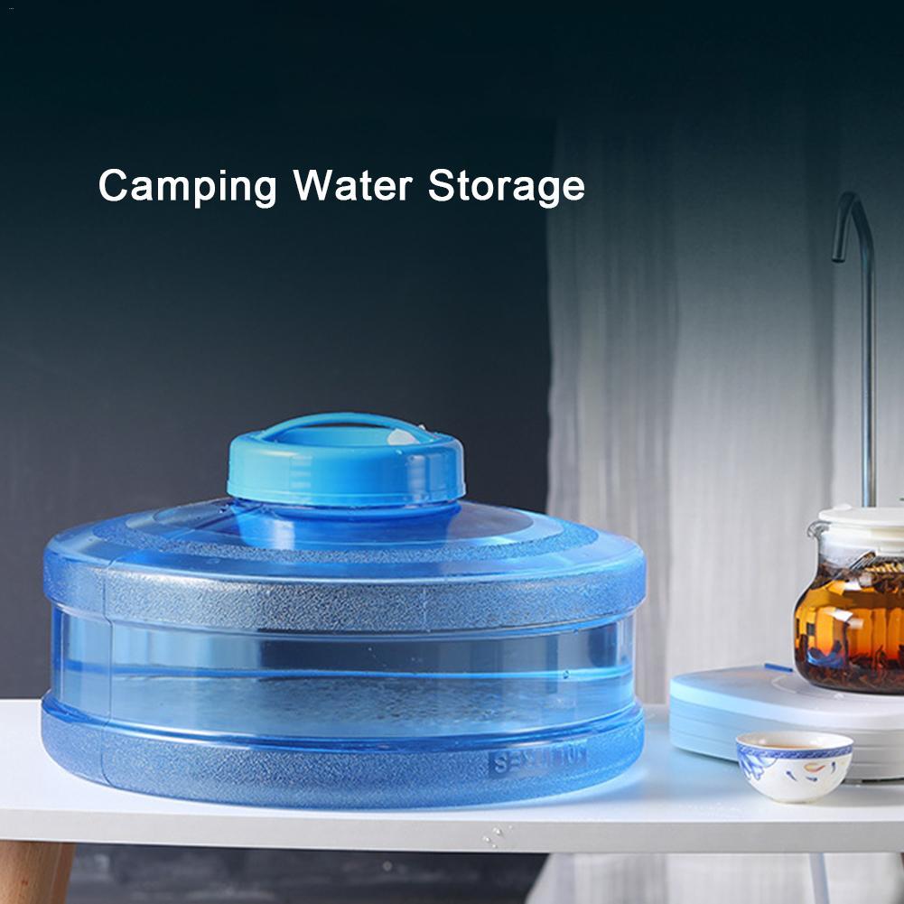 Wassereimer Container Wasserhahn PC Tank Outdoor Camping Zubehör 15L