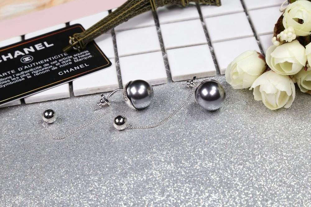 Orecchini donna orecchini di perle alta tecnologia artigianale 2019 nuova cosa reale è una tendenza moda fata