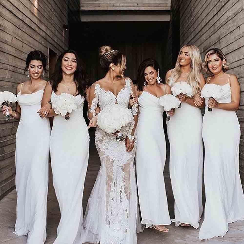 champagne colour dresses bridesmaids off 20   medpharmres.com