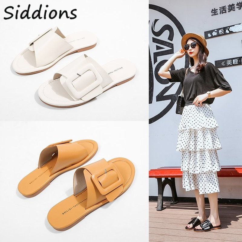 Woman Elegant Classic Sandals Retro PU Leather High Square Heel Ankle Strap Buckle Sandals Comfy Formal Office Lady Work Shoes