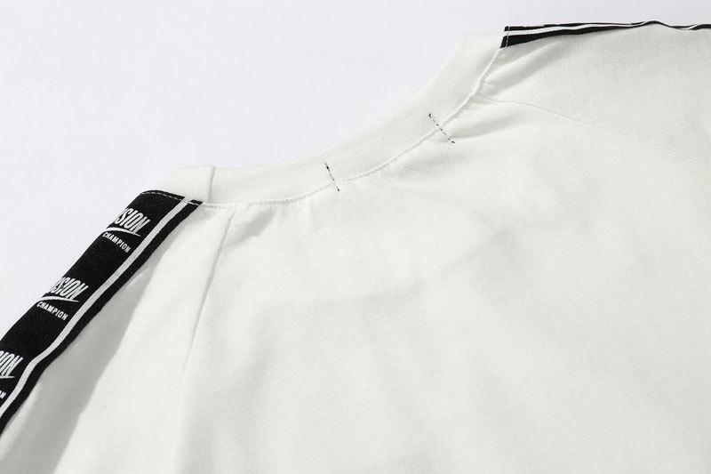 Ribbon Sleeve T-Shirt 12