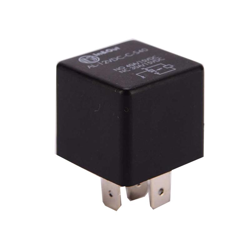 3pcs Rel/és SPST 5 Pin 24V 80AMP Accesorio para Barco Coche Veh/ículos