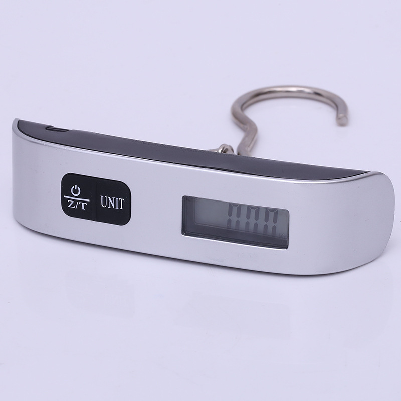 50kg Weighing Scale Mini Pocket Lcd Travel Portable Luggage Baggage Suitcase Bag Weight Digital Weighing Hook Scale