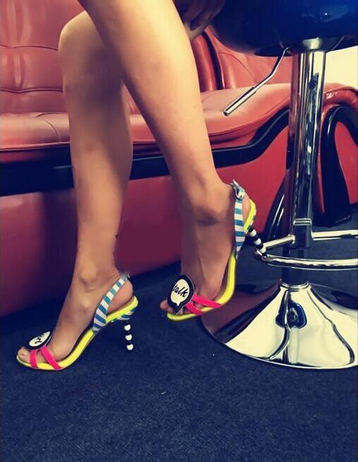 Cute-Girls-High-Heels-Sandals-Women-Shoes-Yellow-Sky-Blue-White-Mixed-Colors-Gladiator-Sandals-Women (1)