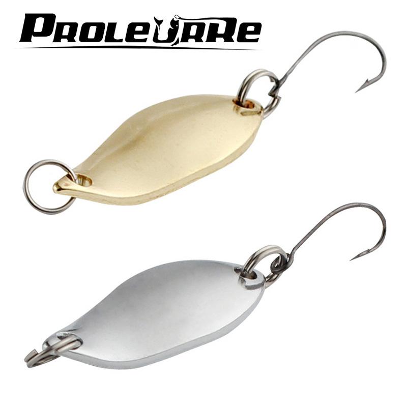 2g Cucchiaino Trout Crank con gancio singolo//103 Pesce Persico