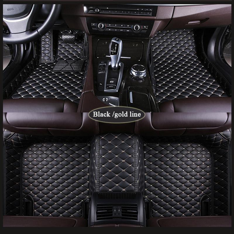 Tappetini auto in Gomma su misura Tappeti Set per Hyundai ix35 2013/>