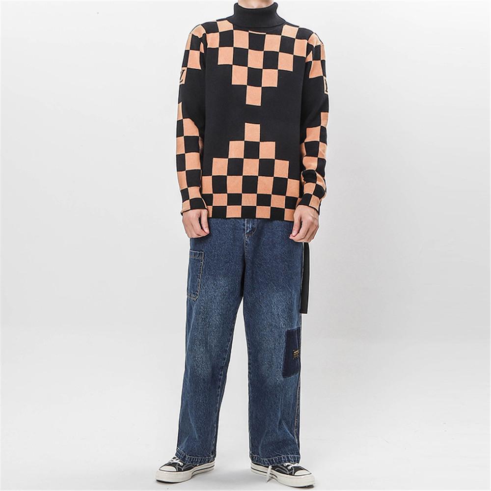 Fly 2019 Automne et Hiver Nouveau design de mode hommes et femmes Pulls Pull laine Pull personnalité tricot confortable Streetwear