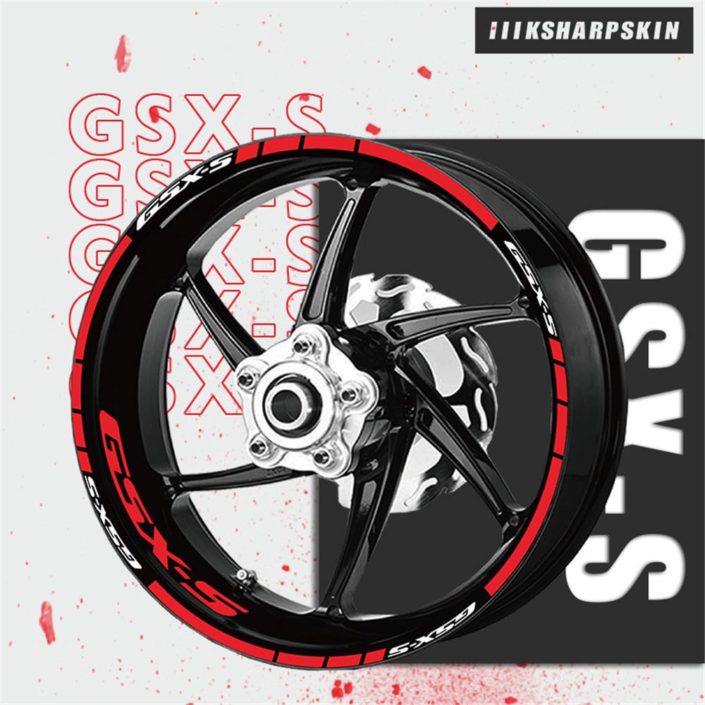 Pegatinas llantas bmw f800 s stickers decals vinilos ruedas adhesivos calcas