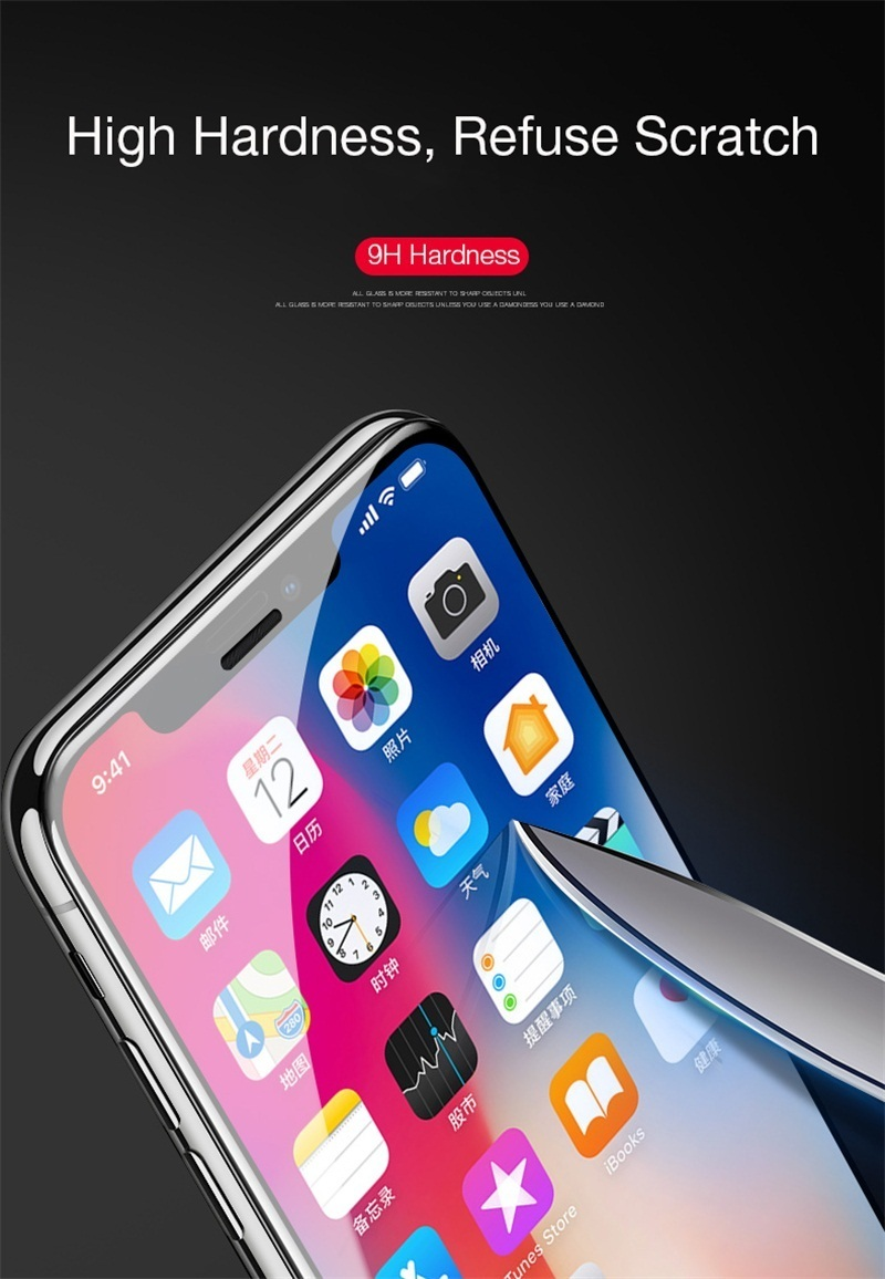 11. Screen protector for iphone xs plus