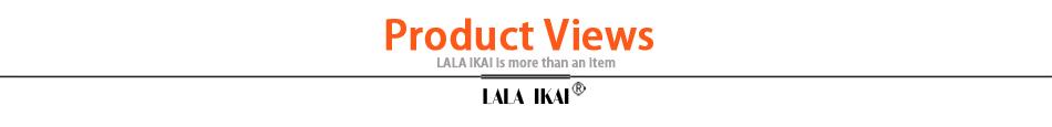LALA IKAI Product views