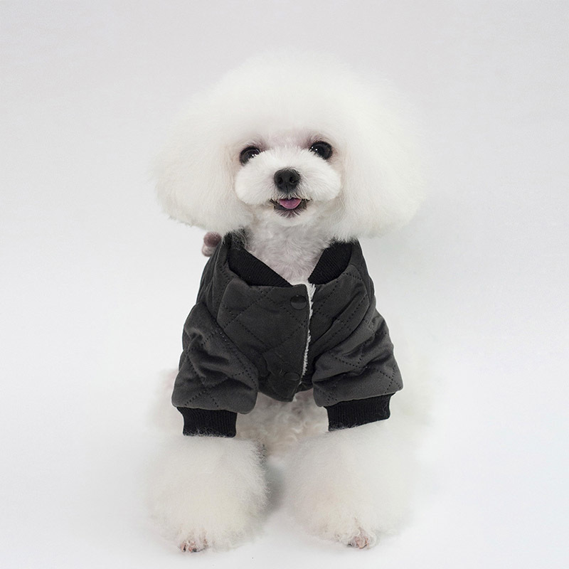 Warm Dog Coat Winter Dog Clothes Padded Cute Pets Dogs Clothing For Small Medium Dogs Jacket Puppy Autumn Pet Clothes Chihuahua Wholesale