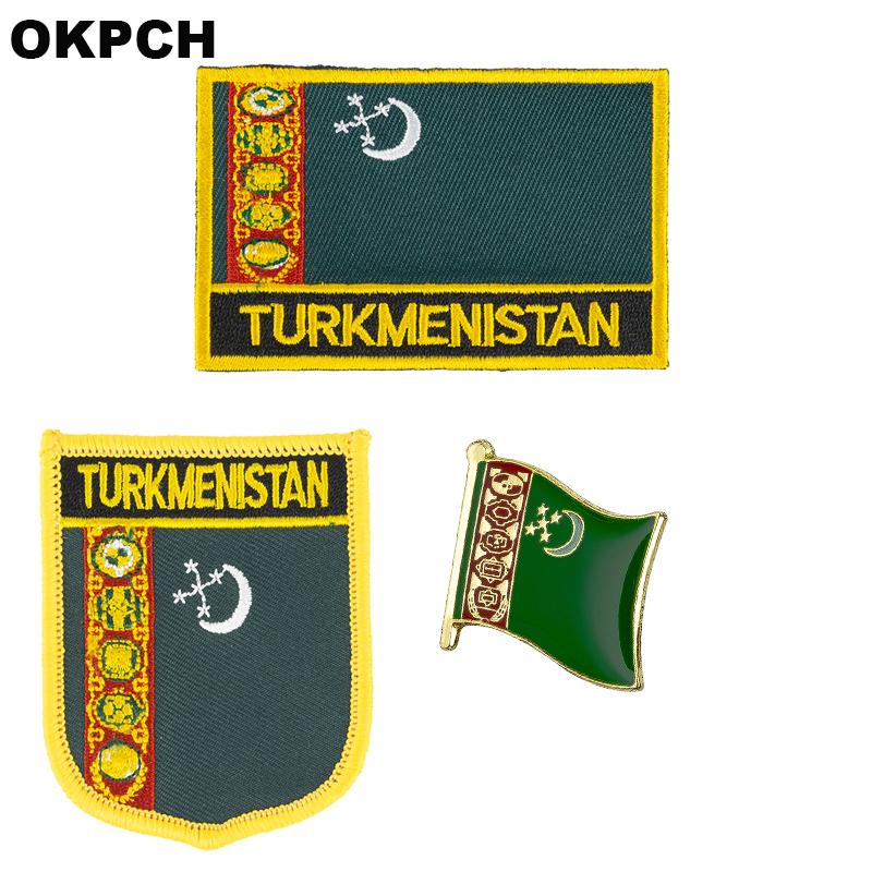 Compre Insignia De Parche De La Bandera De Tailandia Un Conjunto De Parches Para La Ropa Diy Decoracion Pt0172 3 A 6 03 Del Patchesfactory