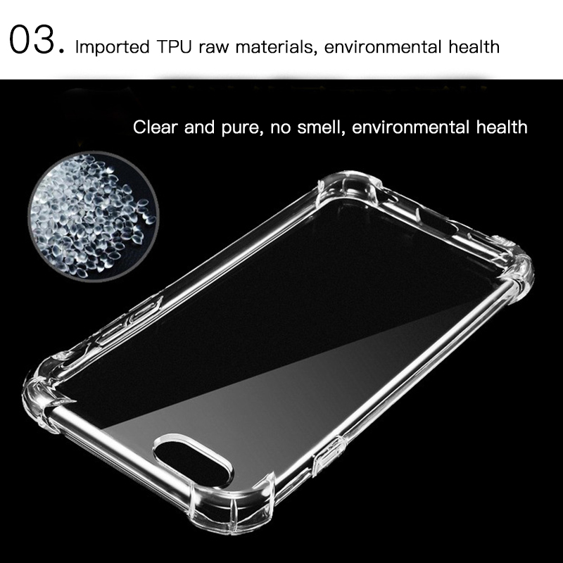 Transparent Phone Cases For Apple iphone 12 Pro Max 12 Mini X XS Max XR 5 5s 6 6s 7 8 Plus SE 2020 Case Soft Clear Gel TPU Skin Covers